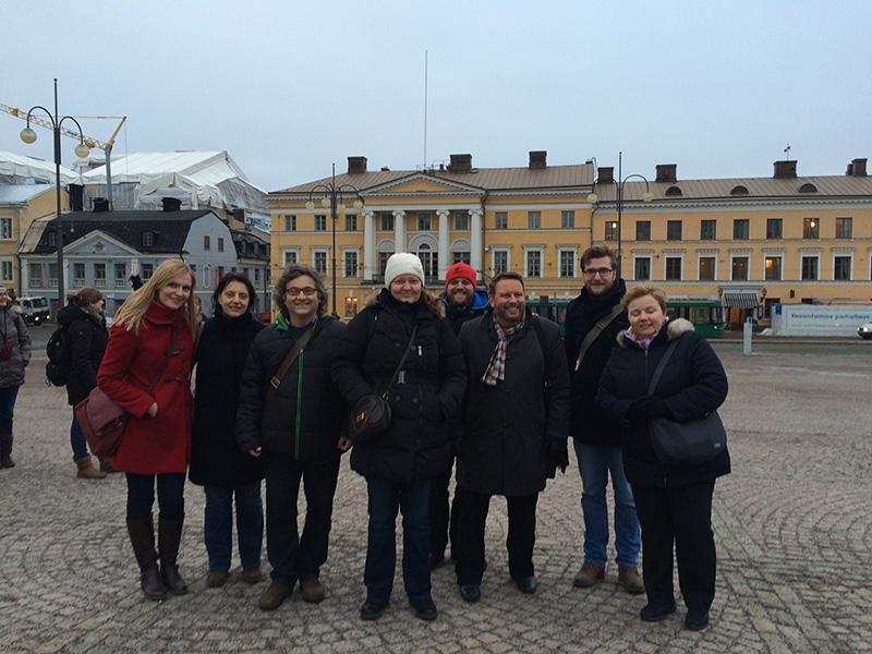 Međunarodno stručno usavršavanje Helsinki