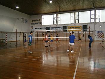 Sportski susret u Srednjoj školi Čazma
