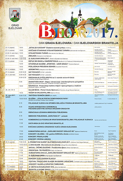 Dan Grada Bjelovara