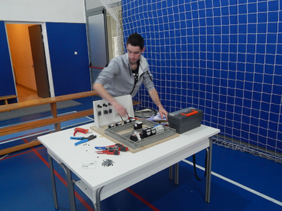 Državno natjecanje iz područja elektrotehnike – zanimanje elektromehaničar
