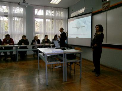 Edukacija za nastavnike: Upravljanje projektnim ciklusom u IPA programu