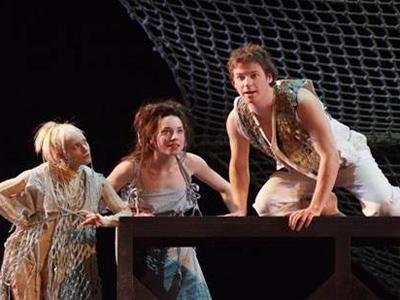 Dramska predstava Oluja - HNK