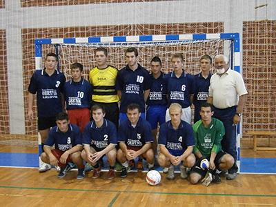 Gradsko natjecanje u malom nogometu