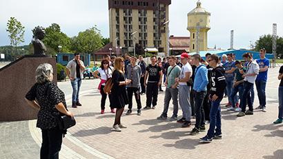 Maturalno putovanje u Osijek
