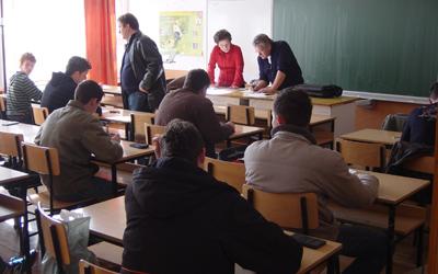 Međužupanijsko natjecanje učenika zanimanja vodoinstalater i instalater grijanja i klimatizacije