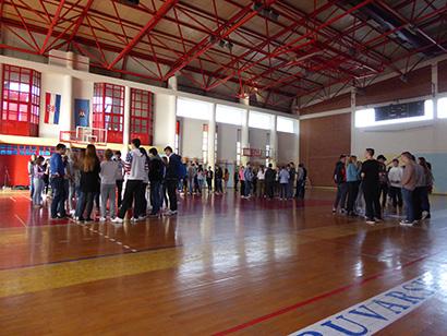 Međunarodni dan srednjoškolaca u Daruvaru