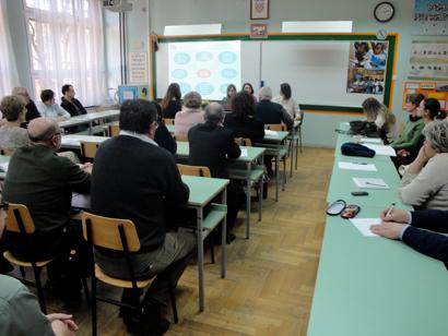 Predavanje o programima Agencije za mobilnost