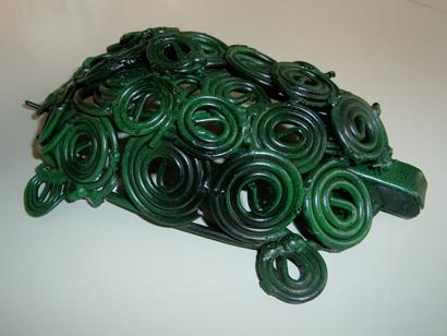 Od otpada do skulpture