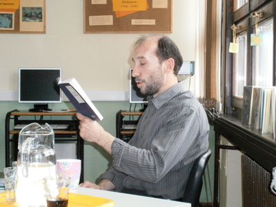 Književni susret sa Slađanom Lipovcem