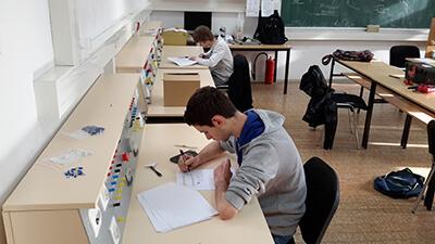 Međužupanijsko natjecanje elektromehaničara